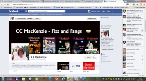 Facebook Author Profile