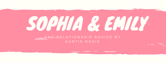 fbsophia & Emily & relationship advice via auntie rosie - it's the 2017 sneak peeks