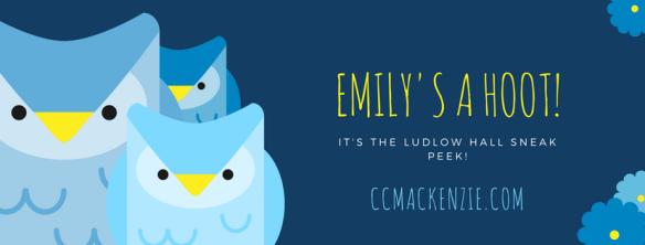 emily's a hoot!